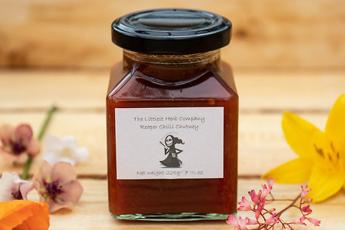 The Littlest Herb Company - Reaper Chilli Chutney