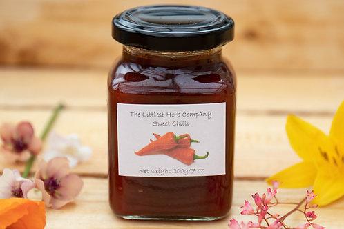 The Littlest Herb Company - Sweet Chilli Chutney