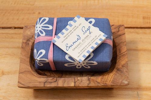 Emma's Organic Jojoba Oil Soap - Lavender Rose