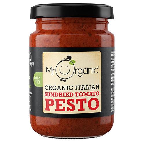 Mr Organic Sundried Tomato Pesto