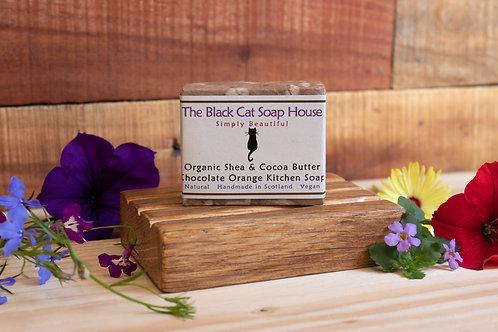 Black Cat Soap - Chocolate Orange Kitchen Soap