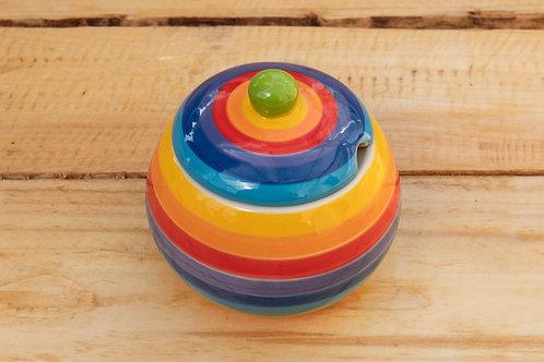 Rainbow Sugar Caddy