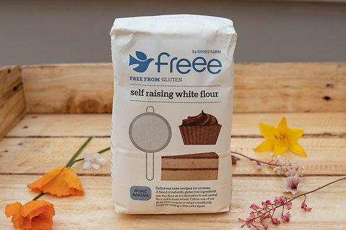 Doves Farm - Gluten Free Self Raising White Flour