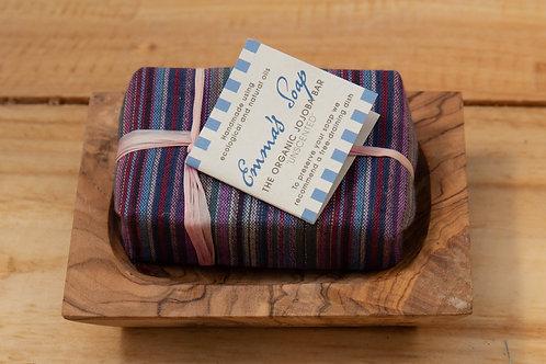 Emma's Organic Jojoba Soap - Unscented
