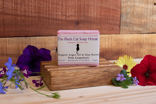 Black Cat Soap - Pink Grapefruit