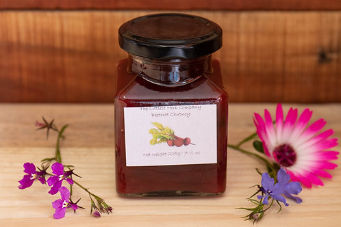 The Littlest Herb Company - Beetroot Chutney