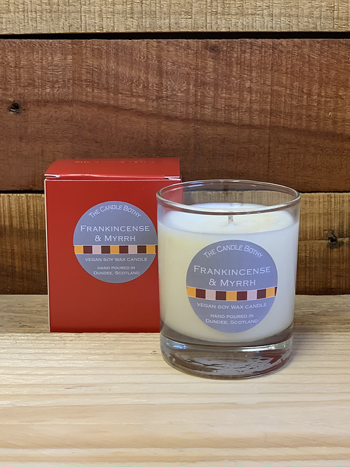 Candle Bothy - 3 Christmas Scents - Medium Candle