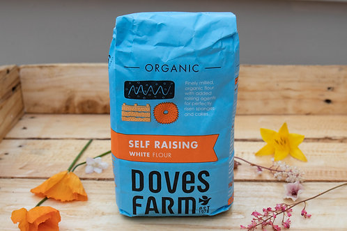 Doves Farm - White Self Raising Flour - Organic