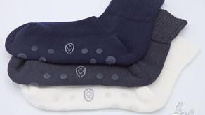 นวัตกรรมถุงเท้าสุขภาพที่ออกแบบพิเศษสำหรับ #ปกป้องเท้า