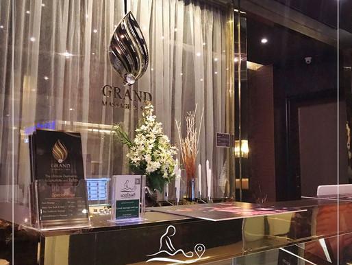 Grand massage and spa สาขา Grand 5 Hotel สุขุมวิท 5 ติด BTS นานา