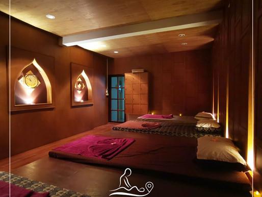 Unyada spa massage & nails #อัณณ์ญาดา ติดถ.ศรีนครินทร์ (แยกศรีนุช-ตรงข้ามตลาดเอี่ยมฯ)
