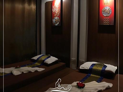 Golden Massage Traditional Thai Massage โรงแรม Somerset Hotel ซ.เอกมัย 2