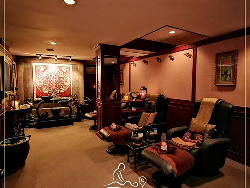 Mekhala Massage #เมขลา ถนนราษฎร์พัฒนา (ในโรงแรมธาราเลค ชั้น 2 ปากซอยมิสทีน)