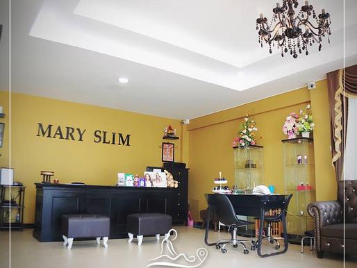 MARY SLIM Hair Beauty and Spa ศาลายา ถ.นฐ.3004 (หน้า ม.อาภากร ใกล้สนามกอล์ฟรอยัลเจมส์)