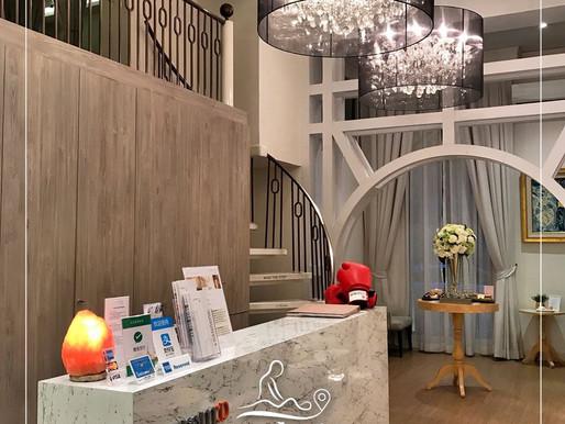 arom:D artisan spa สาขาทองหล่อ โรงแรม Metropole ถนนเพชรบุรีตัดใหม่ ท้ายซอยทองหล่อ