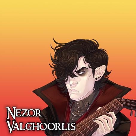 Nezor Valghoorlis