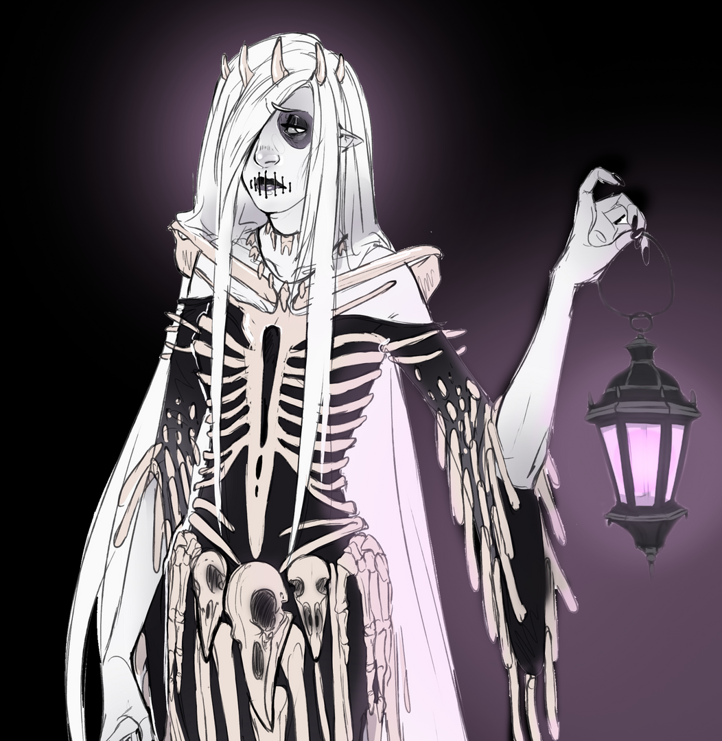 The Lady of Bones