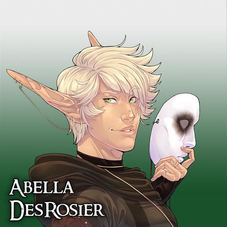 Abella DesRosier