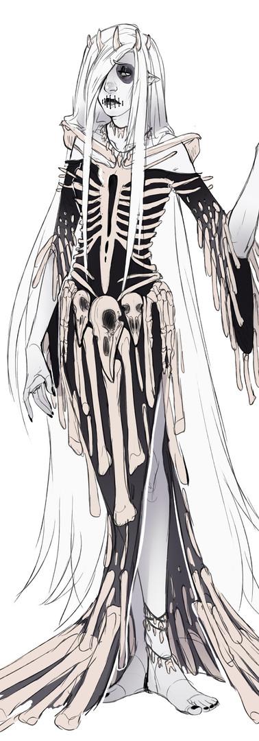The Lady of Bones
