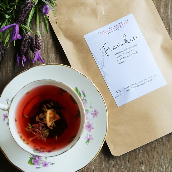 Frenchie - Black Tea 50g