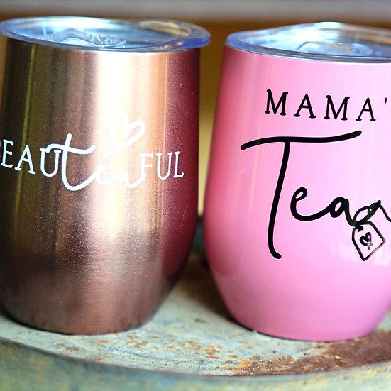 Insulated Tea Mug
