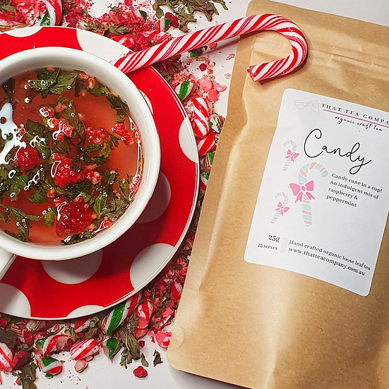 Candy - Herbal Tea 50g