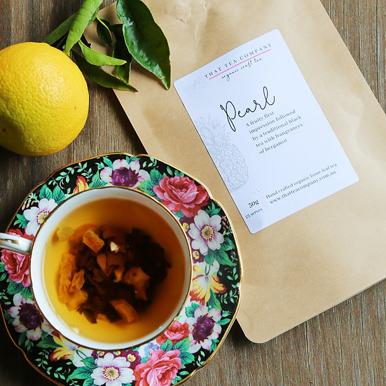 Pearl - Black Tea 50g