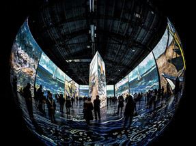 Exposition Imagine Van Gogh, Arsenal Art