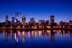 Montréal la nuit