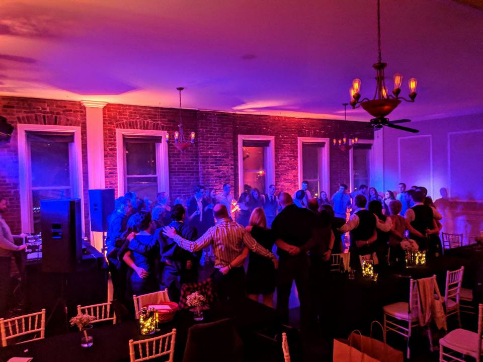 3.3.18 Wedding Reception at Epiphany Farms Restaurant