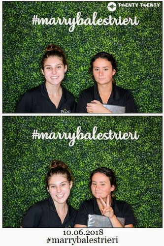 Photo Booth for Wedding Reception 10.6.18 at Epiphany Estate