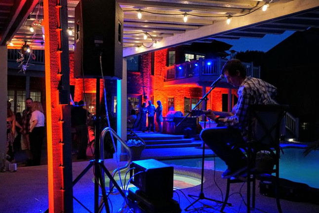 6.1.18 Live Music for Surprise Party at Private Property