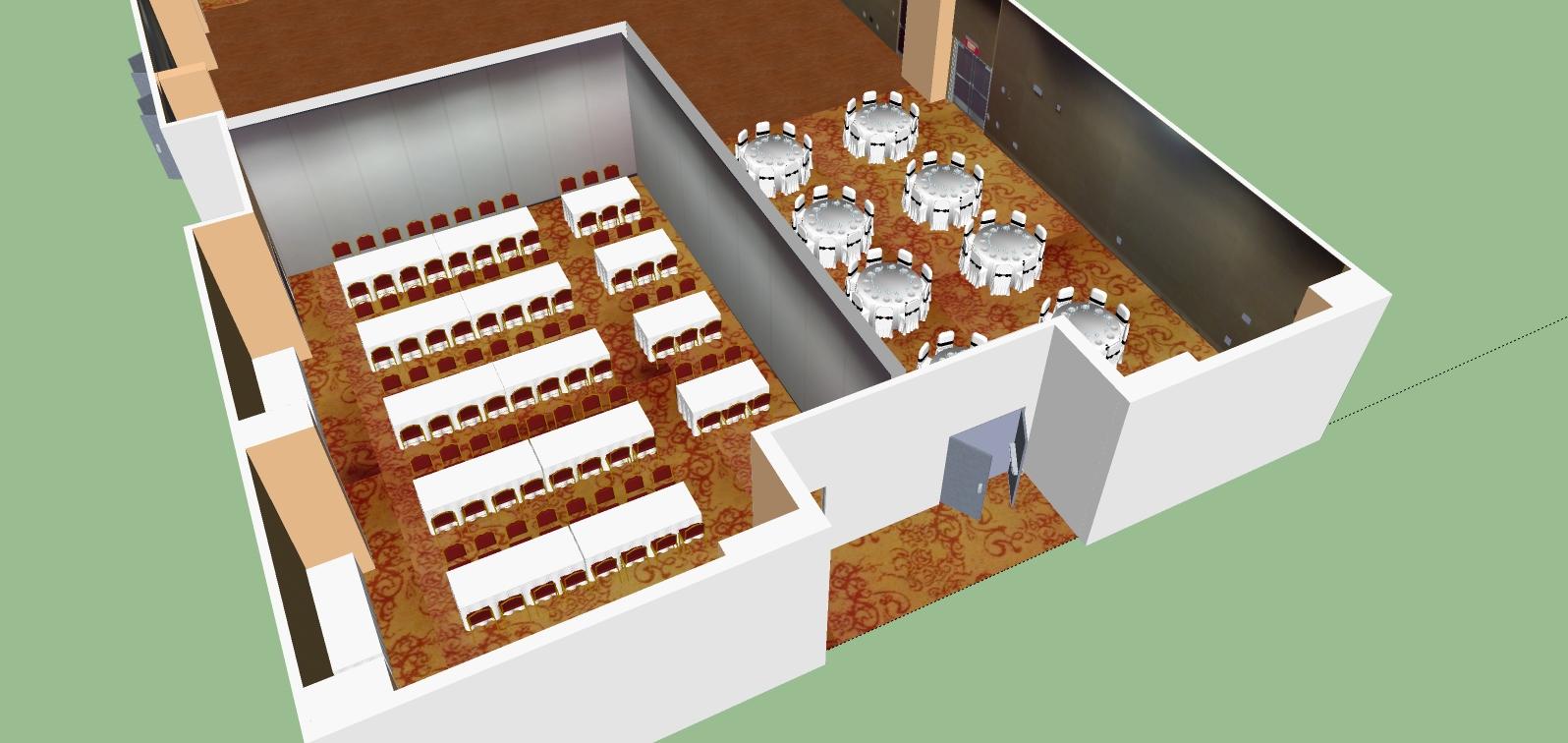 Parke Sierra Ballroom buffet seated dinner 104 people.jpg
