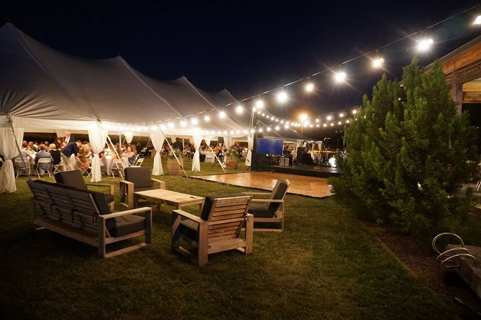 Event And Wedding Rental Business Located In Central Illinois