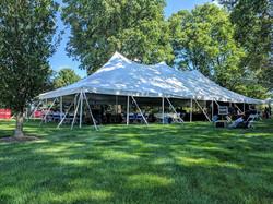 40x80 Pole Tent