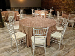 5' Round Banquet Table