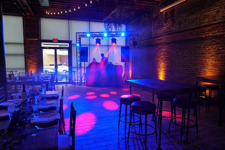 DJ Services for wedding reception Reality on Monroe