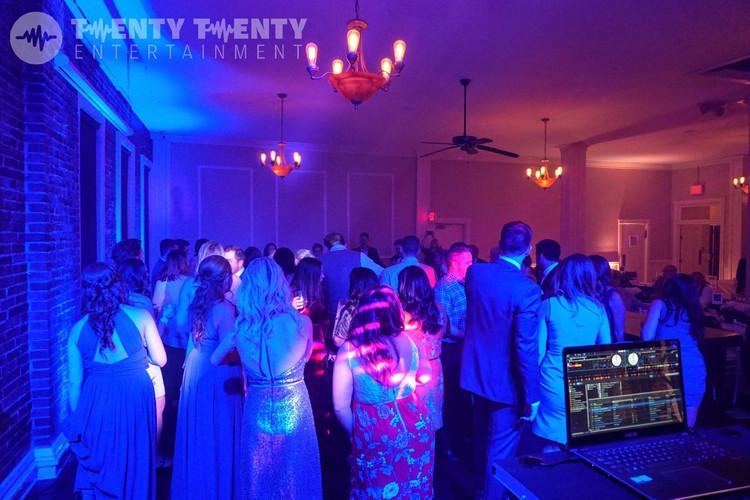 4.28.18 Wedding Reception at Epiphany Farms Restaurant