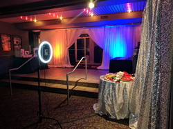 GIF Photo Booth Set Up