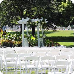 Wedding Reception at BCC