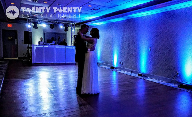 4.13.18 Wedding Reception at Eastland Suites