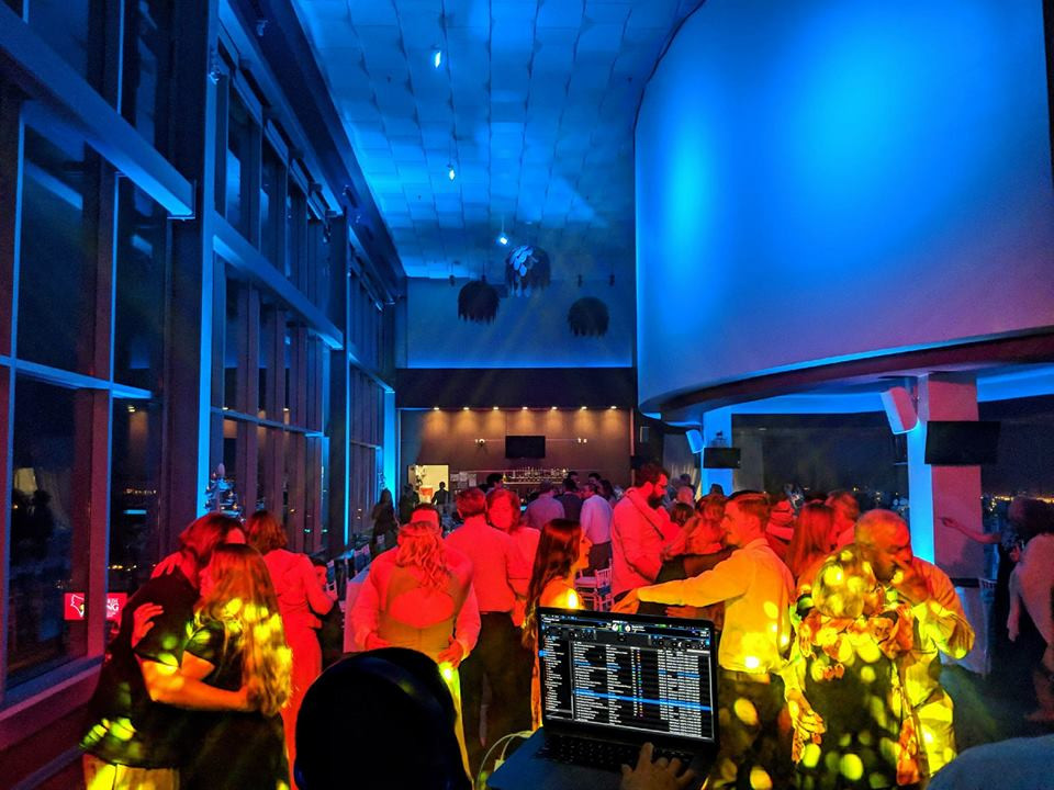 Wedding Reception 5.5.18 at Hancock Stadium