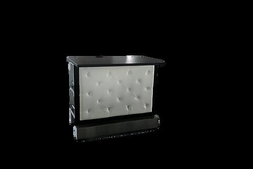 White Leather Bar