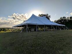 40x60 Pole Tent