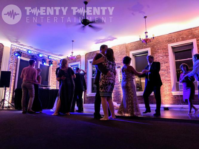 6.22.18 Wedding Reception at Epiphany Farms Restaurant