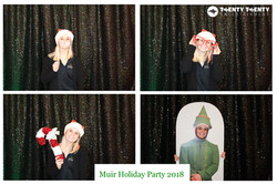 Photo Booth w Black Sequin Backdrop