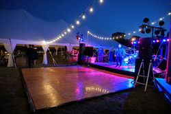 Light Grain Dance Floor