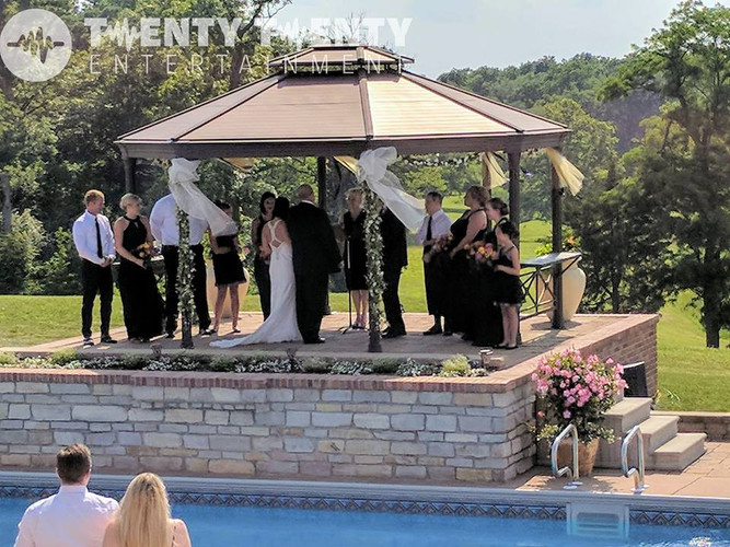 Wedding Officiant Services 6.16.18 at Private Property