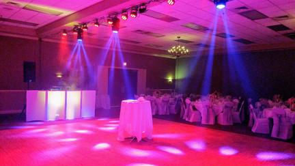 9.15.18 Wedding Reception @ DoubleTree Hotel