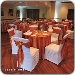 Wedding Ceremony at BCC